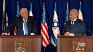 President Trump: 'A new level of partnership is possible' with Israel