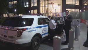 Police investigating after white powder found in mail room at Time Inc. building in New York City