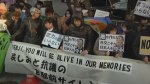 Vigil held for Japanese hostage after news of his beheading by ISIS