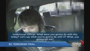 Canada Day terror trial: Defense for John Nuttall