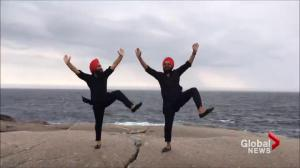 Halifax group's bhangra dance at Peggy's Cove an online hit