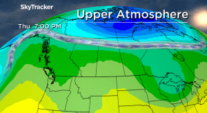 Saskatoon weather outlook: sunny Thursday, snow and cooler air ahead
