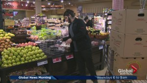 Average price of groceries increase in Quebec