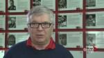 SFU's legendary basketball coach Bruce Langford