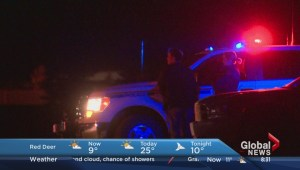 16-year-old hit and killed by truck on QEII