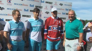 Montreal Canadiens golf tournament