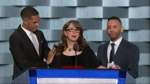 Mother of Pulse nightclub victim delivers emotional speech during DNC