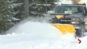 Snow clearing contractors kept busy after Nova Scotia storm