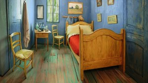 Recreation of Van Gogh's bedroom available to rent for US$10 a night