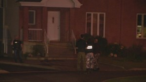Raw Video: Multiple deaths in Boucherville