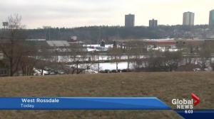 Debate on west Rossdale development