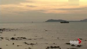 China slams international court ruling on South China Sea island claims