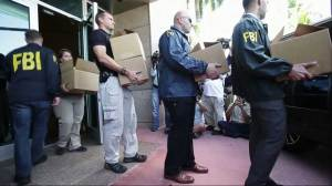 FBI officers raid CONCACAF offices, remove boxes of evidence