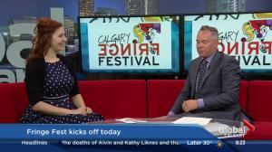 Calgary Fringe Festival 2015