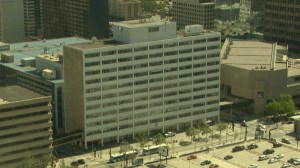 City owned office tower remains mostly vacant