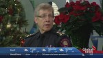 Police Chief Hanson discusses police budget