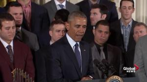 President Obama: Sports helps bring people together like nothing else