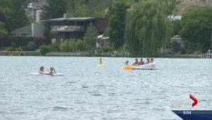 Hot, dry weather sparks concern in the Okanagan