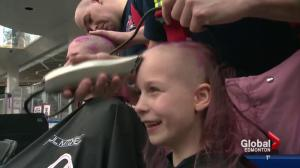 Annual 'Hair Massacure' fundraiser