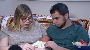 Surprise baby gives B.C. couple shock of their lives