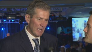 Sitting down with the new leader of Manitoba, Brian Pallister