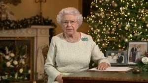 The Queen's 2015 Christmas message