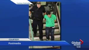 Calgary police charge a man in medical clinic stabbing