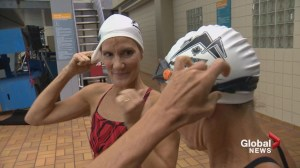 Olympic champions reunite for Calgary swim club's 50TH anniversary