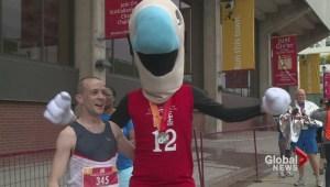 12th annual Bluenose Marathon