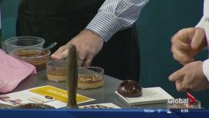 In the Global Edmonton kitchen with award-winning chocolatier Sweet Lollapalooza