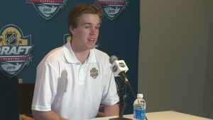 Connor McDavid says he is 'used to' dealing with pressure as NHL draft looms