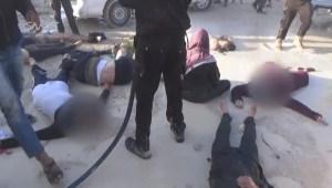 U.S. Syria attack