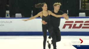 Kelowna hosts Skate Canada Grand Prix