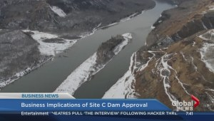 BIV: Business implications of Site C Dam approval