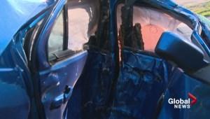 Victim identified in Memorial Drive Crash