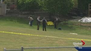 Children find dead body on school grounds in Vernon
