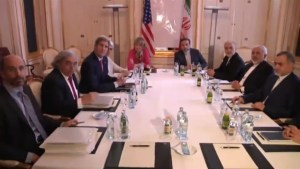Negotiators in Vienna are reporting progress in Iran nuclear talks