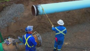 Trans Mountain Pipeline vs Burnaby