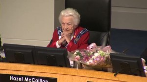 Mississauga Mayor sits in final council meeting of 36-year career