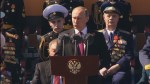 Putin calls for new non-bloc security system at Victory Day parade in Russia