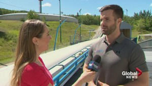Calgary bobsledder named World's Hottest Man