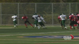 Pointe-Claire football team beats the odds to win division championship