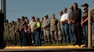 Hundreds attend funeral for homeless veteran in Oklahoma City