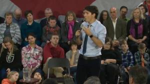 Justin Trudeau's oilsands comments trigger backlash in Alberta