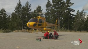 Search and rescue team busy with in BC backcountry