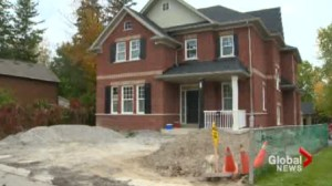 Markham homeowner sees action three years after construction begins next door