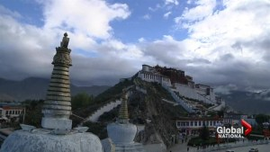 China marking half-a-century of communist control over Tibet