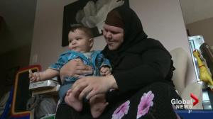 Edmonton mom says she was shamed for breastfeeding in public