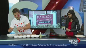 Rouge Restaurant In-Studio