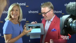 Shaw launches 'shomi', a rival Netflix-like service